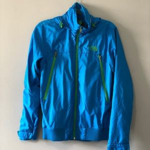 North Face Windbreaker Mens Small